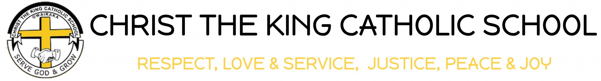 Christ The King Catholic School Logo